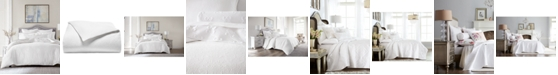 Hotel Collection Classic White Matelasse Bedding Collection, Created for Macy's