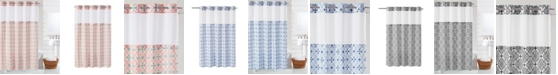 Hookless Vervain Shower Curtain