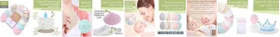 KeaBabies Organic Nursing Pads For Breastfeeding X-Large