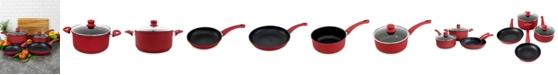 Hell's Kitchen 6-Pc. Nonstick Cookware Set