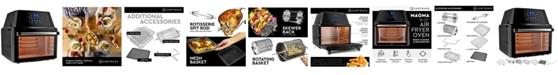 ChefWave Air Fryer, Rotisserie, Dehydrator Combo Oven, 16 Quart
