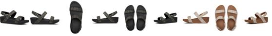 FitFlop Women's Lottie Glitter Back-Strap Wedge Sandal