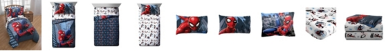 Spider-Man Marvel Crawl 6pc Twin Bed In A Bag