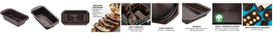 "Circulon Symmetry Nonstick Chocolate Brown 9"" x 5"" Loaf Pan"