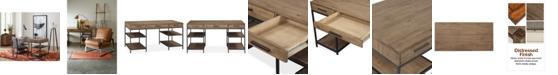 Furniture Gatlin Home Office Desk, Created for Macy's