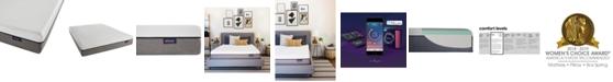 """Beautyrest 10"""" Luxury Firm Mattress with Beautyrest® Sleeptracker®, Quick Ship, Mattress in a Box- King"""