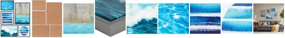 JLA Home Madison Park Water Tide 5-Pc. Gallery Wall Art Set