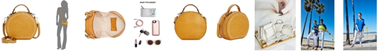 INC International Concepts I.N.C. Rilie Circle Top-Handle Crossbody, Created for Macy's