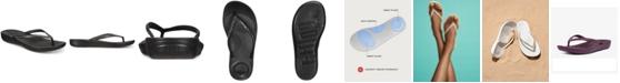 FitFlop Women's Iqushion Sparkle Flip-Flop Sandal