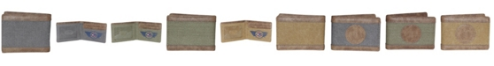 Budweiser Eagle Wings Front Pocket Slimfold Wallet