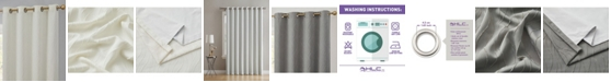 HLC.me Obscura by Cairns 100% Blackout Grommet Patio Door Panel - 100 W x 84 L