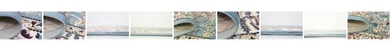 Bridgeport Home Zara Zar7 Blue Area Rug Collection