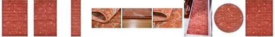 Bridgeport Home Felipe Fel1 Terracotta Area Rug Collection
