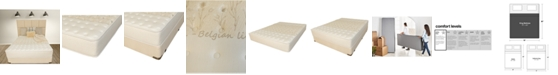"""Paramount Nature's Spa by Celestial 12"""" Extra Firm Mattress Set- King"""