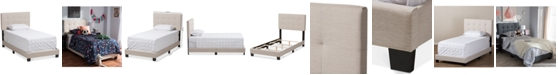 Furniture Brookfield Bed - Twin
