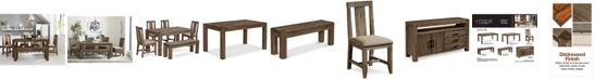 Furniture Canyon Small Dining Furniture Collection, Created for Macy's