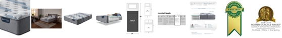 """Serta iComfort by Blue Fusion 200 13.5"""" Hybrid Plush Mattress - Twin XL"""