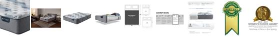 "Serta iComfort by Blue Fusion 200 13.5"" Hybrid Plush Mattress - Queen"