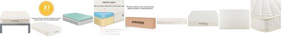 """Modway Inc Emma 6"""" Twin Mattress"""