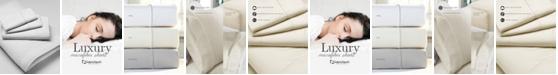 Pure Care Luxury Microfiber Wrinkle Resistant Sheet Set - Queen