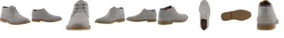 Kenneth Cole Little & Big Boys Real Perf Chukka