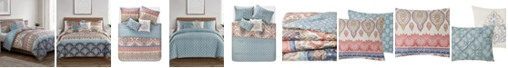 VCNY Home Madison 5 Piece Full/Queen Comforter Set
