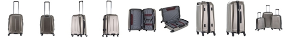 "Solite Maven Lightweight 26"" Expandable Hardside Spinner Upright"