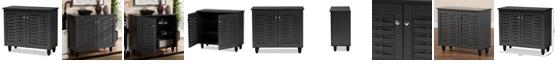 Furniture Winda 2-Door Cabinet