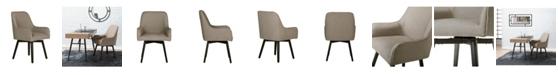 Studio Designs Home Spire Luxe Swivel Chair
