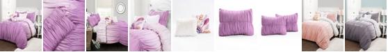 Lush Decor Ombre Fiesta 4-Piece Twin XL Comforter Set