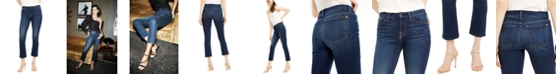 Jen7 by 7 For All Mankind Straight Ankle Jeans