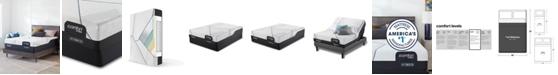 "Serta iComfort by CF 3000 13.5"" Hybrid Plush Mattress Set - Full"