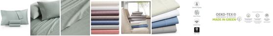 Charter Club Sleep Cool Standard Pillowcase Pair, 400-Thread Count Egyptian Hygro Cotton, Created for Macy's