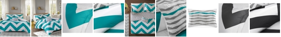 Mi Zone Libra Reversible 3-Pc. Twin/Twin XL Comforter Set