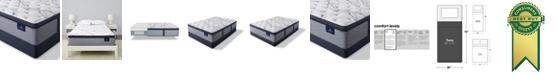 """Serta Perfect Sleeper Trelleburg II 14.75"""" Firm Pillow Top Mattress Set - Twin"""