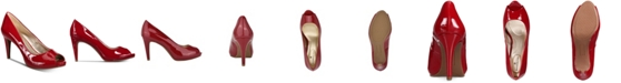 Bandolino Rainaa Women's Peep Toe Platform Pump