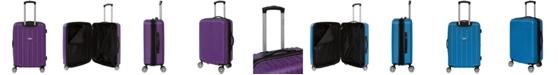 "Cavalet Malibu 20"" Hardside Expandable Lightweight Spinner Carry-on"