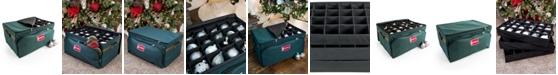 TreeKeeper Three Tray Ornament Storage Bag w/ Front Pocket