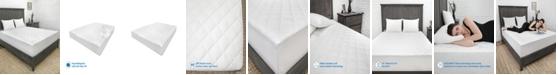 SensorGel SensorPEDIC CoolMAX Twin 300 Thread Count Mattress Pad