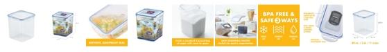 Lock n Lock Easy Essentials Square 11-Cup Sugar Storage Container