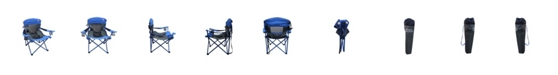 Outdoor Spectator Big Boy Quad Folding Camp Chair