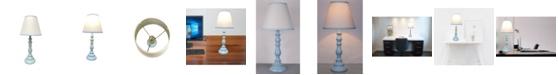 Creative Motion Juvenile Table Lamp Matching Base Shade