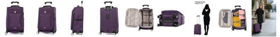 """Travelpro Walkabout 5 21"""" Softside Carry-On Spinner, Created for Macy's"""