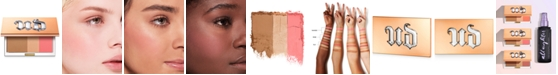 Urban Decay Stay Naked Threesome Blush, Bronzer, & Highlighter Palette