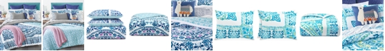 Whim by Martha Stewart CLOSEOUT! Valencia Mandala 2-Pc. Twin/Twin XL Comforter Set, Created for Macy's