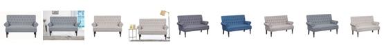 Us Pride Furniture Lux Armchair