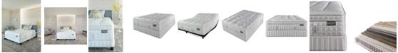 """King Koil Austen Collection Addington 15"""" Plush Box Pillow Top Mattress Set- Queen"""