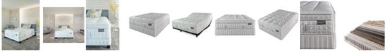 "King Koil Austen Collection Addington 15"" Plush Box Pillow Top Mattress Set- Twin XL"