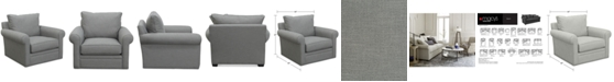 """Furniture Dial II 44"""" Swivel Chair"""