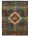 Karastan Meraki Solace Peacock 8' x 11' Area Rug
